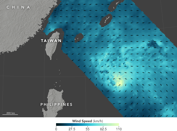 Western Pacific Typhoon Season Figure 1