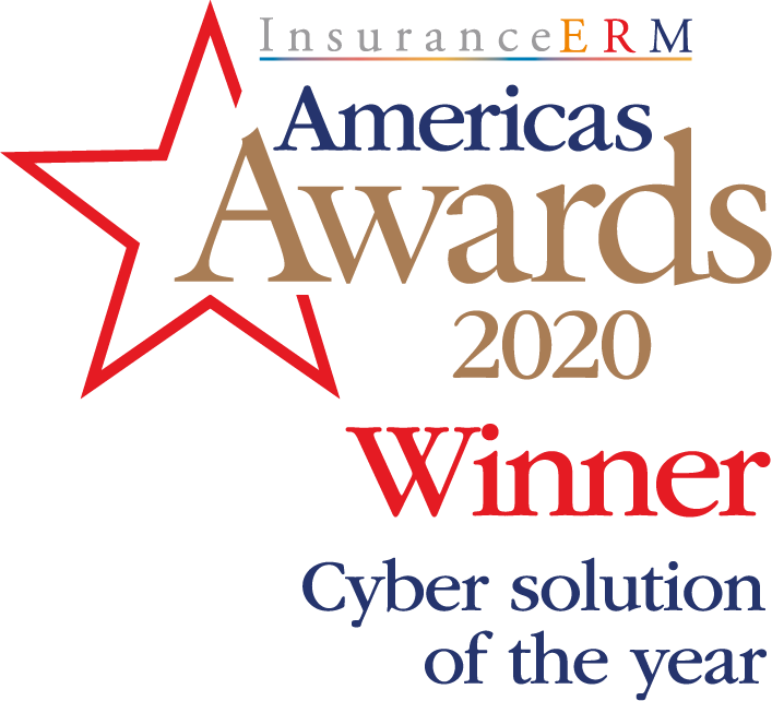 InsuranceERM Cyber Award Logo