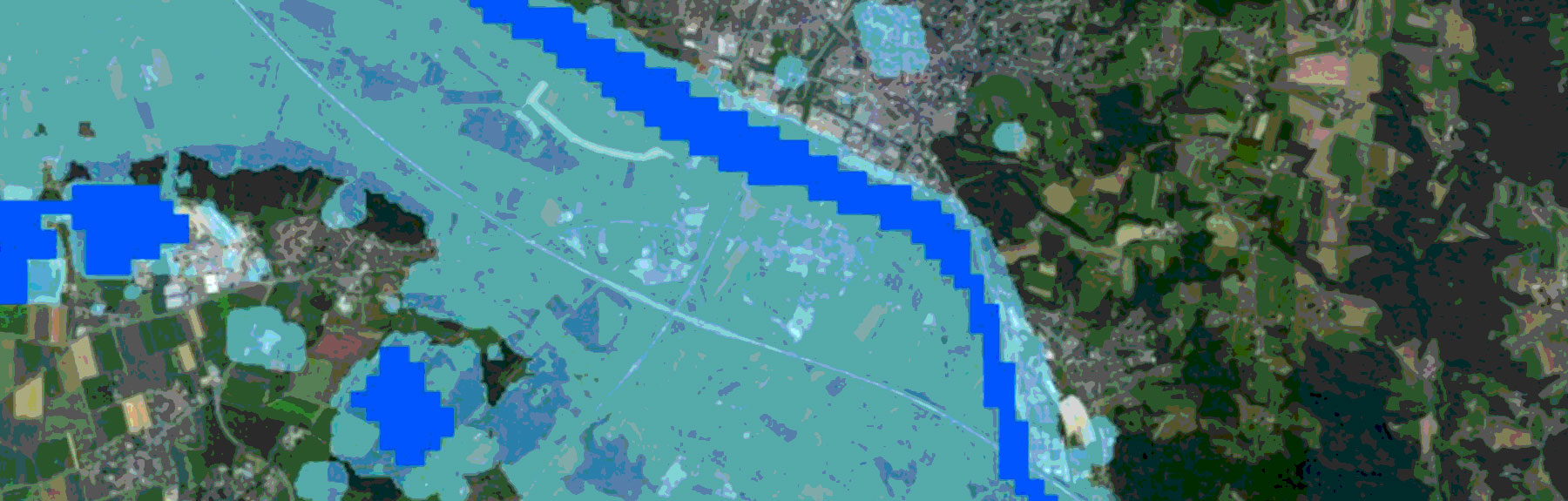 Mapping the 2013 Floods in Central Europe
