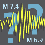 How Can the Same Earthquake Be M7.4 and M6.9?
