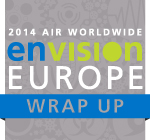 Touchstone by the Thames: AIR's Envision Europe Conference
