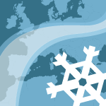 The Geographic Impact of Climate Signals on European Winter Storms