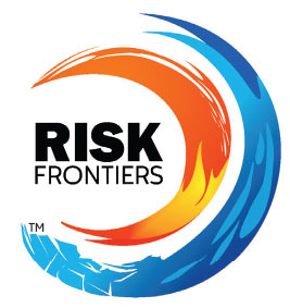 Risk Frontiers logo